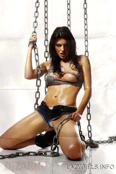 LOUISE CLIFFE sexy pics