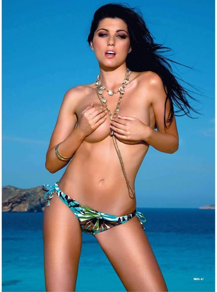 LOUISE CLIFFE topless pic (2)