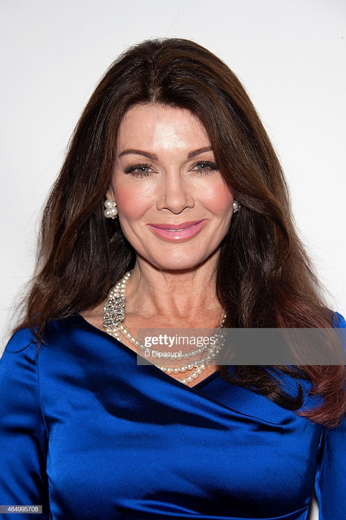 Lisa Vanderpump Hot Dress