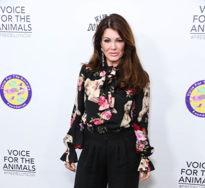 Lisa Vanderpump Hot Look