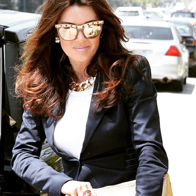 Lisa Vanderpump Hot in Gaugle