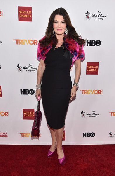Lisa Vanderpump Red Carpet