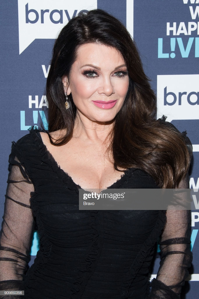 Lisa Vanderpump Red Lips