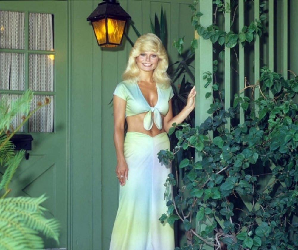 Loni Anderson Hot Dress