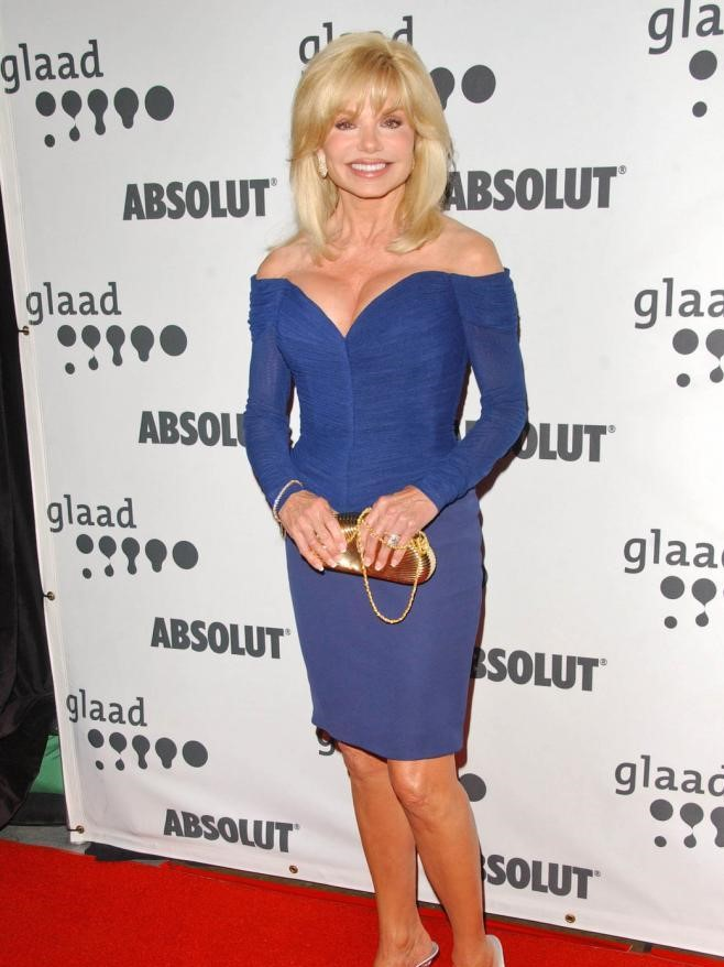 Loni Anderson Red Carpet