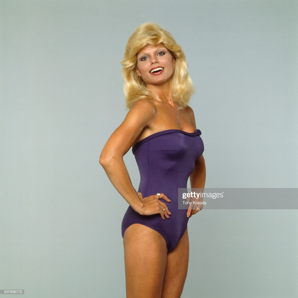 Loni Anderson on Photoshoot Photo
