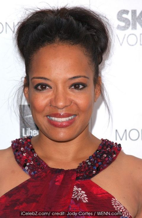 Luna Lauren Velez Beautifull Hairstyle