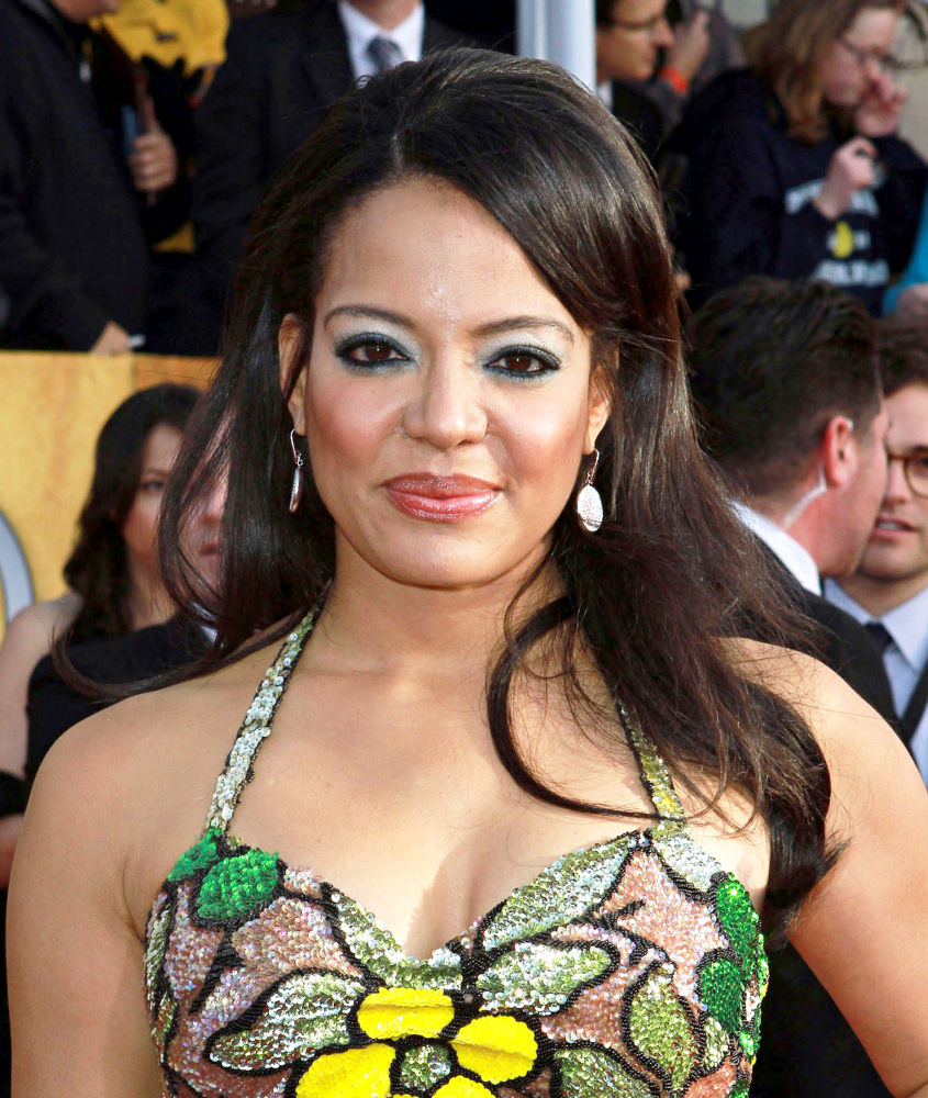 Luna Lauren Velez Beautifull Photo