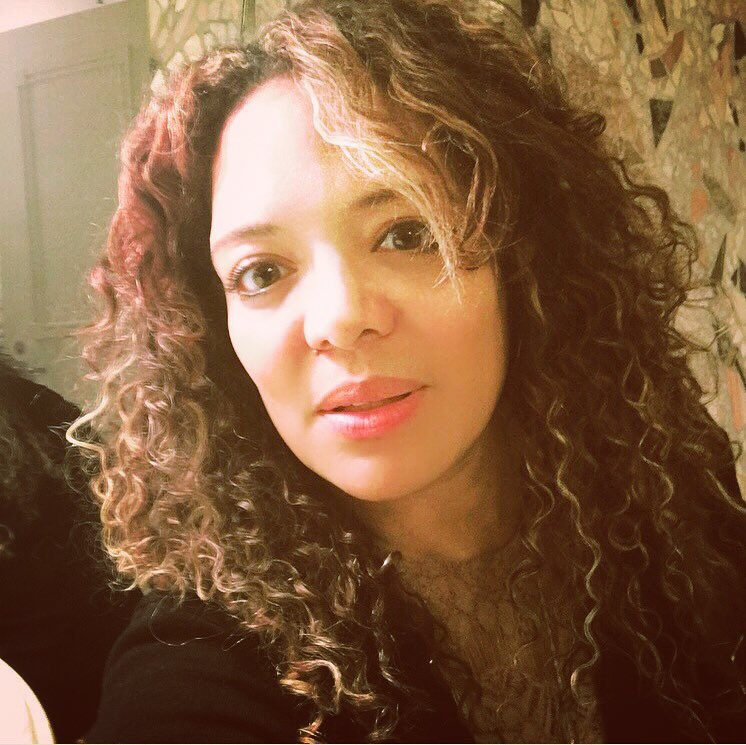 Luna Lauren Velez Curly Hair