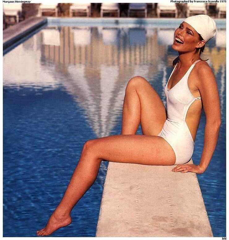 Margaux Hemingway hot picture