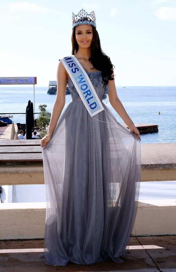 Megan Young awesome picture'