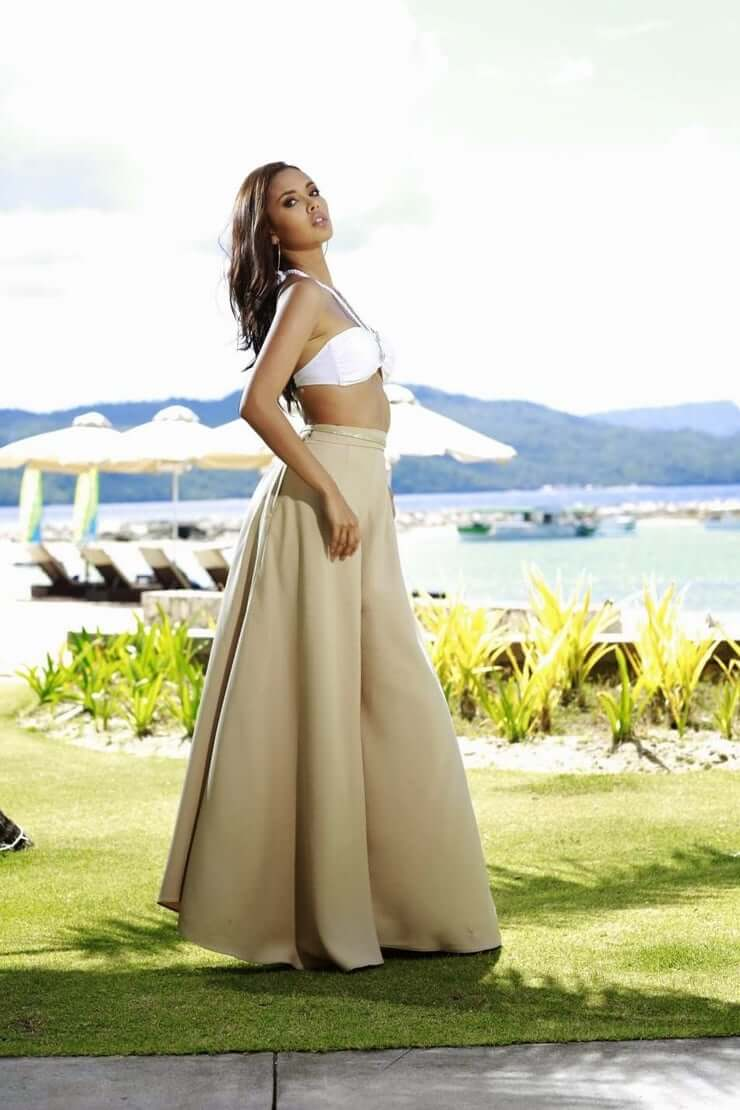 Megan Young awesome