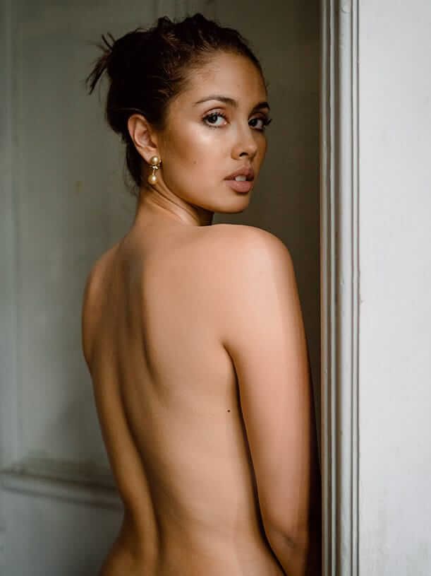 Megan Young sexy nude