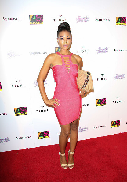 Moniece Slaughter aweso me dress
