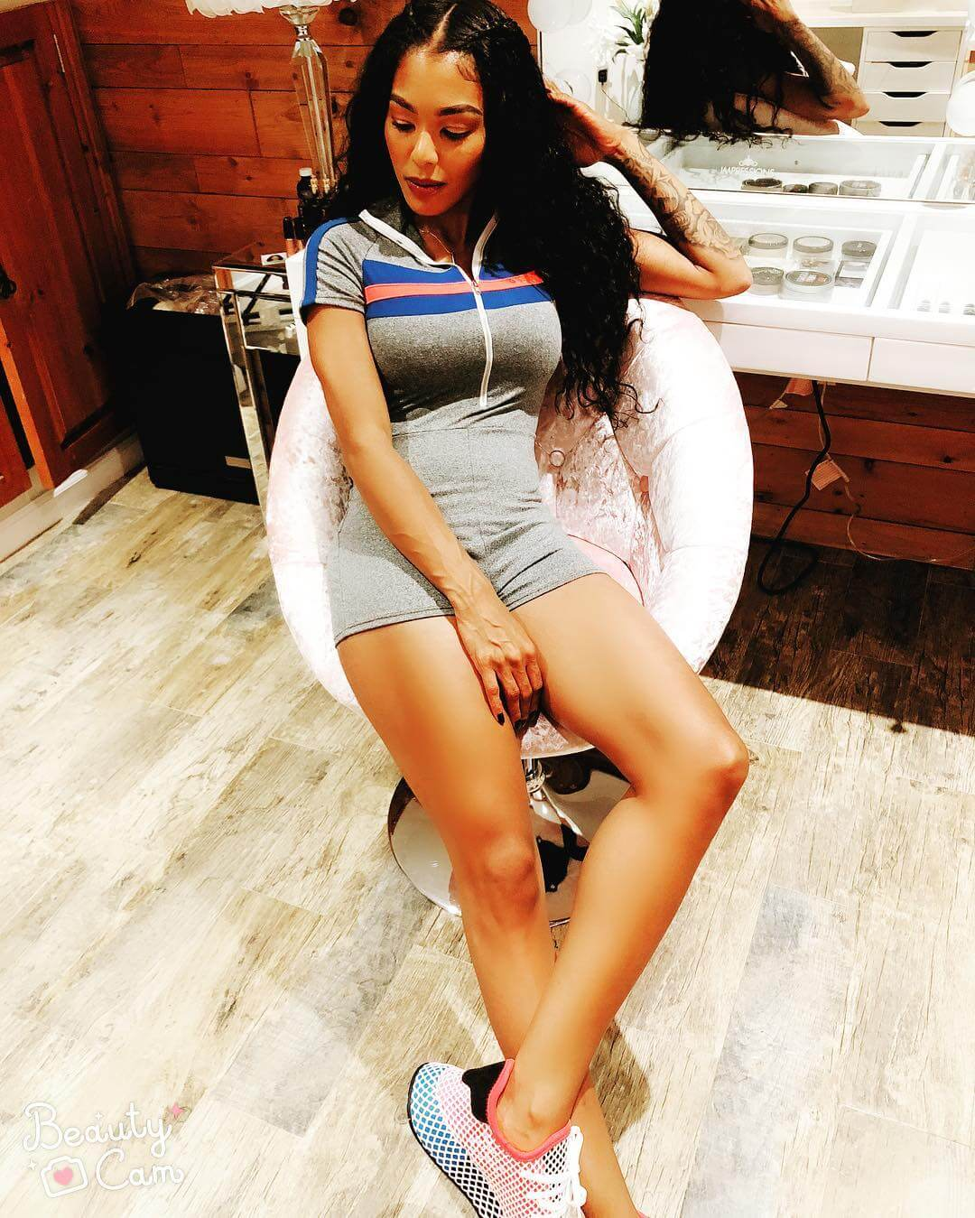 Moniece Slaughter hot pics