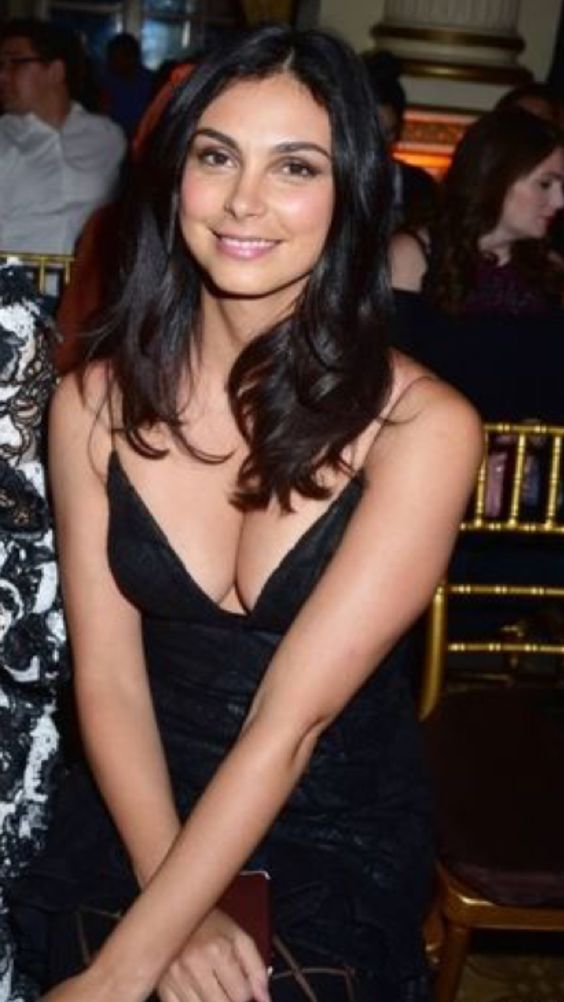 Morena Baccarin on Party