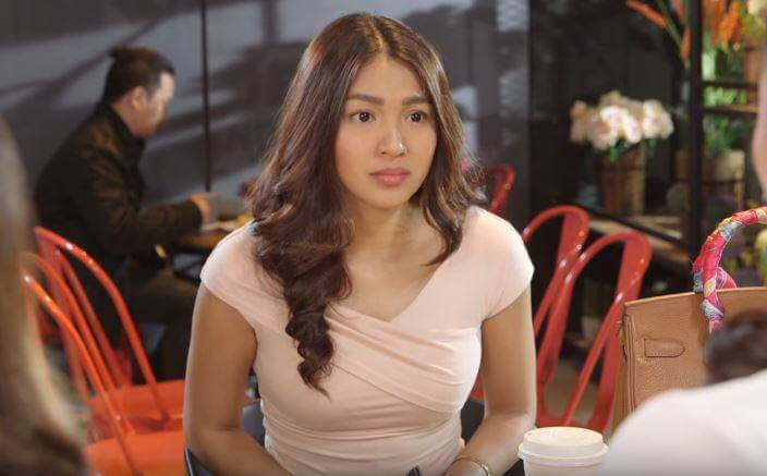 Nadine Lustre HOT LOOK