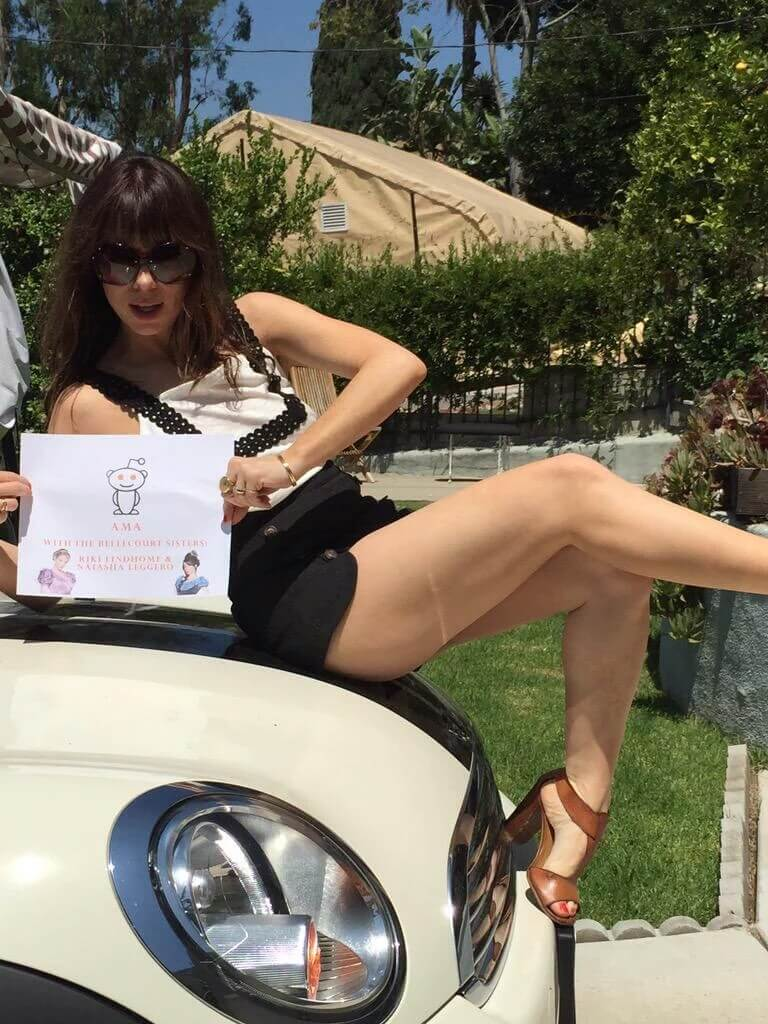 49 Hot Pictures Of Natasha Leggero Which Are Incredibly Sexy