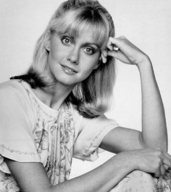 Olivia Newton Photoshoot Photo