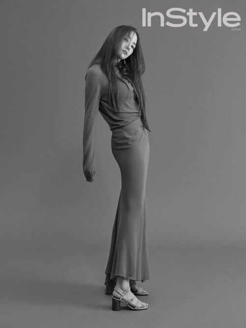 Park Min Young feet