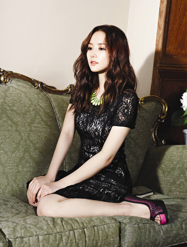 Park Min Young hot legs pic