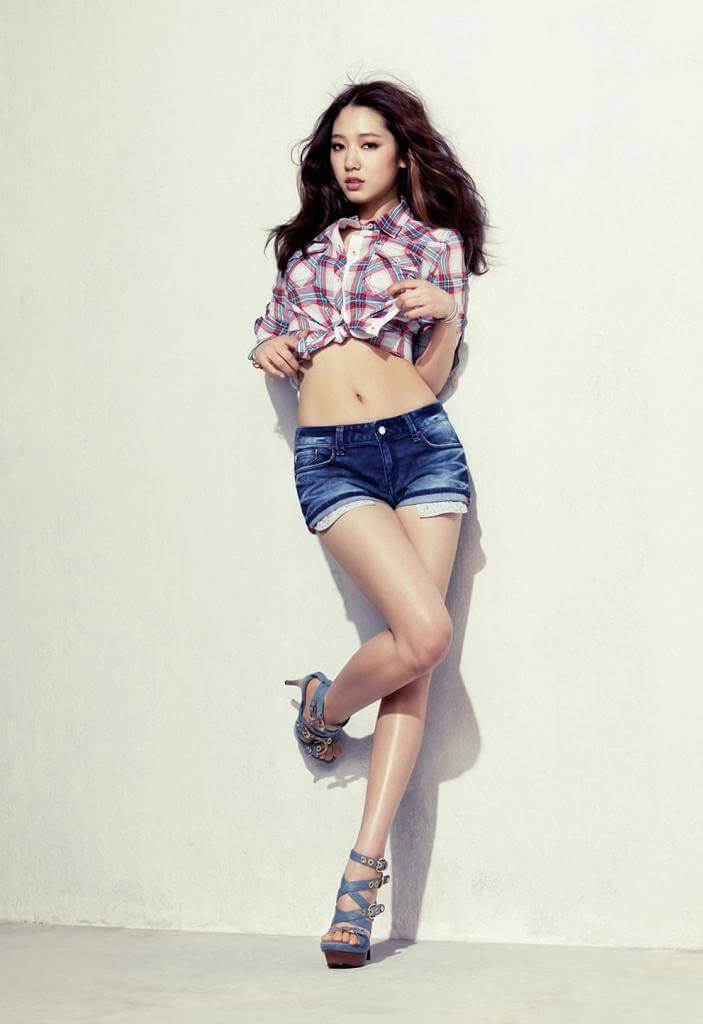 Park Shin Hye hot photo (2)