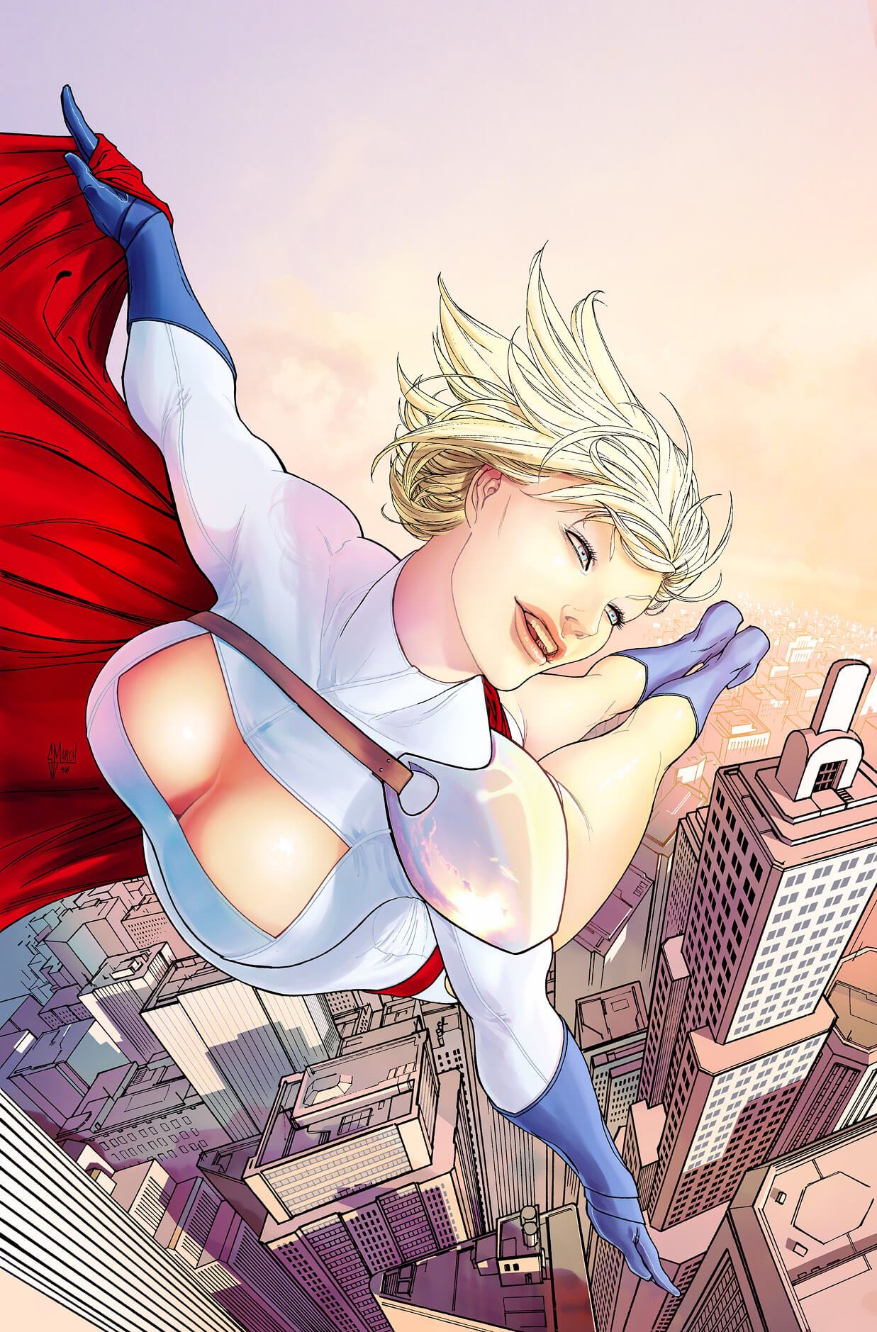 Power Girl awesome photos