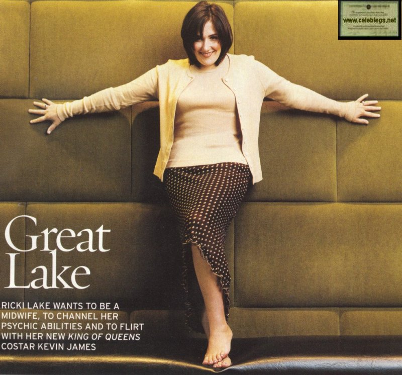 Ricki Lake Hot Look