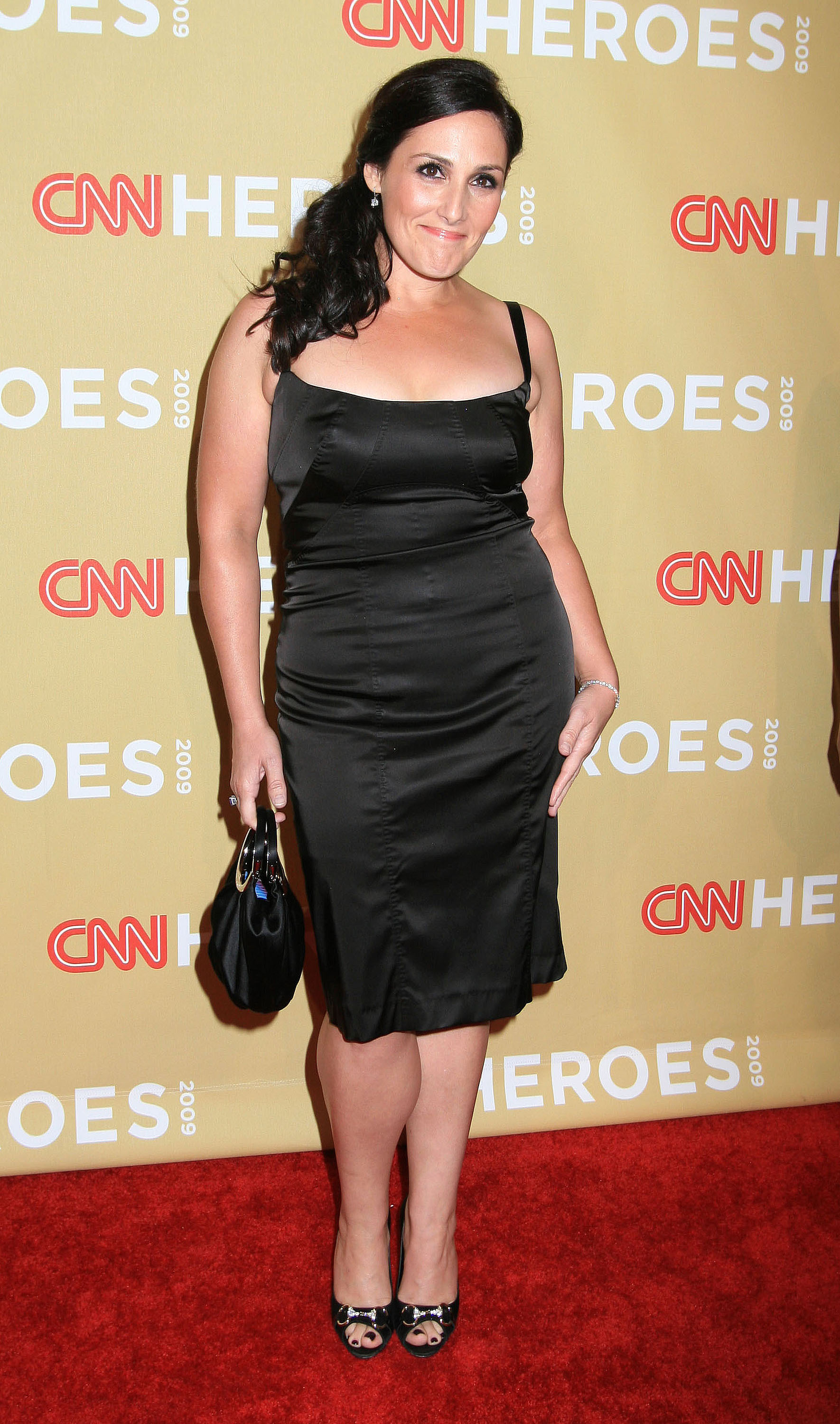 Ricki Lake Hot in Black