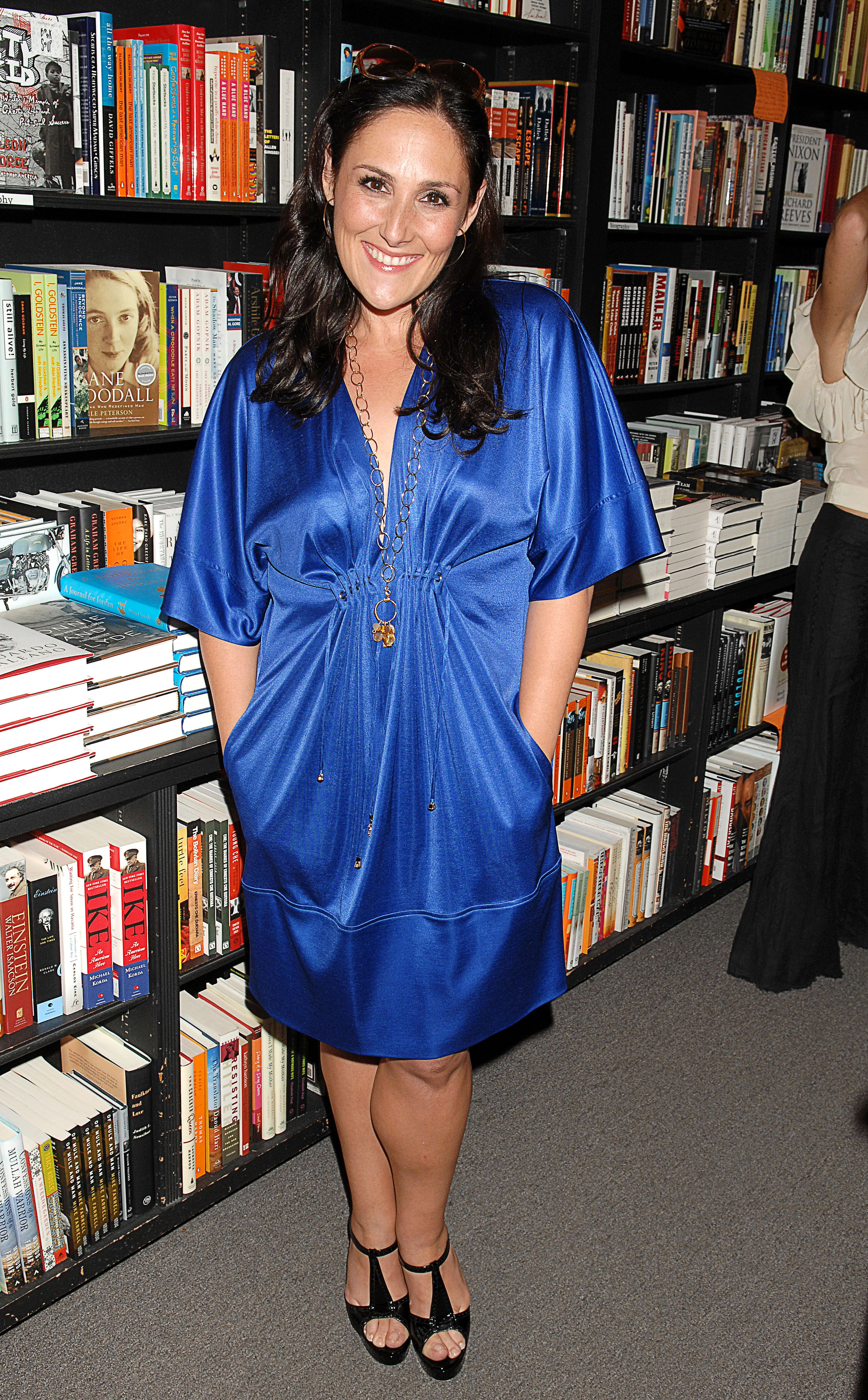 Ricki Lake on Library