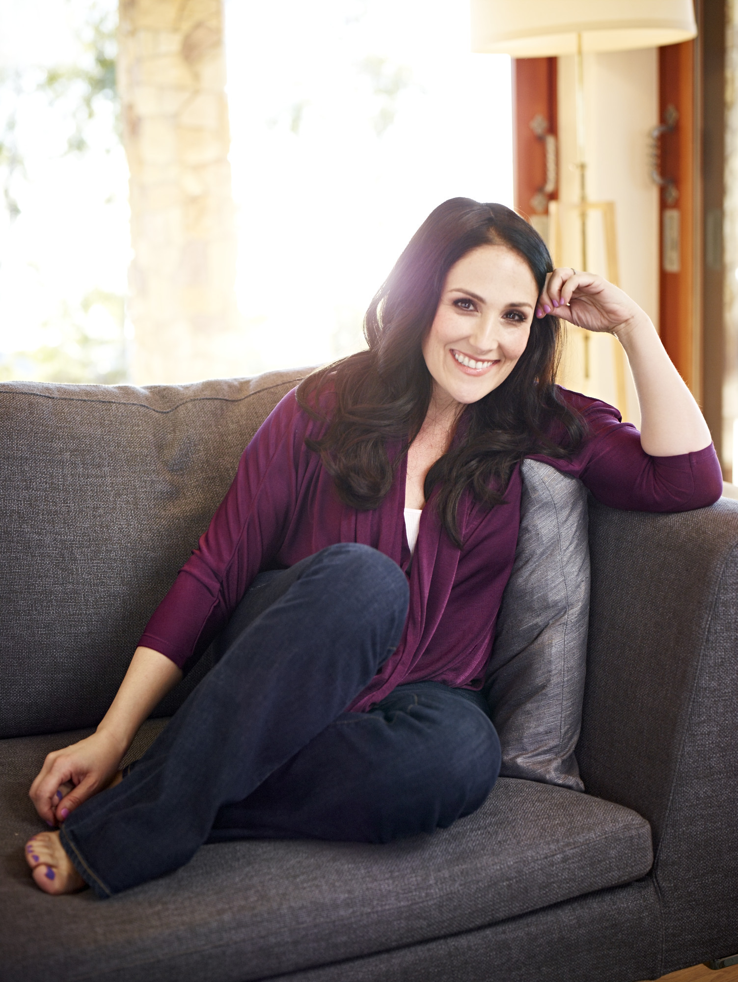 Ricki Lake on Photoshoot
