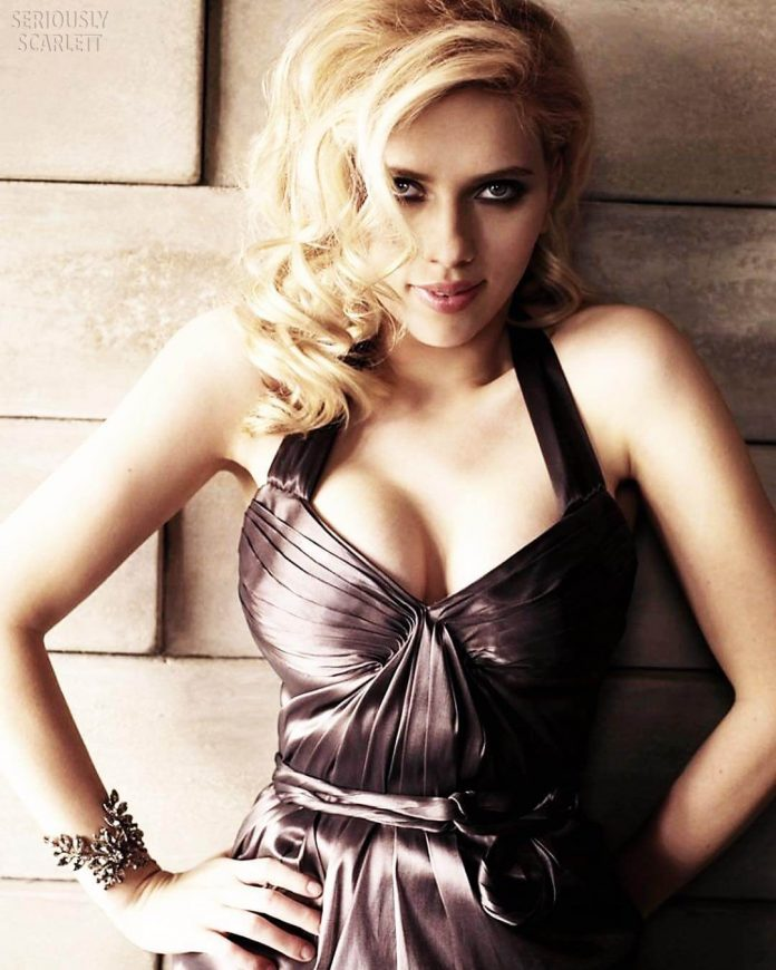 Scarlett Johansson Hot Assoass 1
