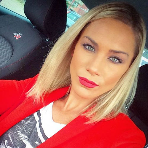 Snezana Rodic REd Lips