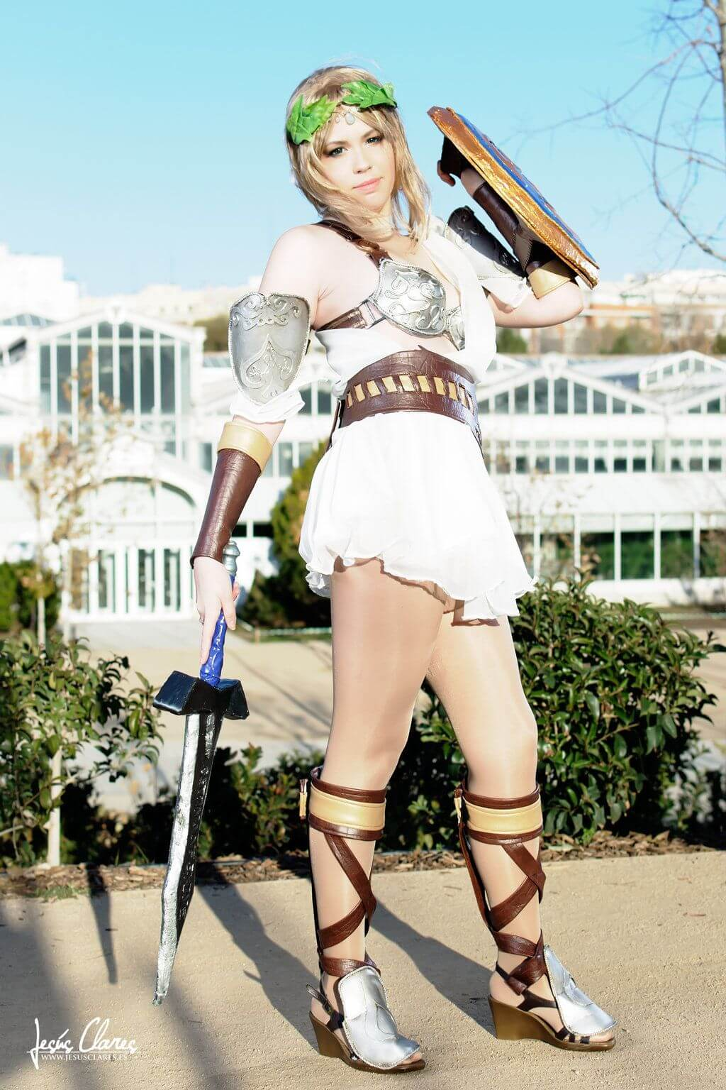 Sophitia thighs