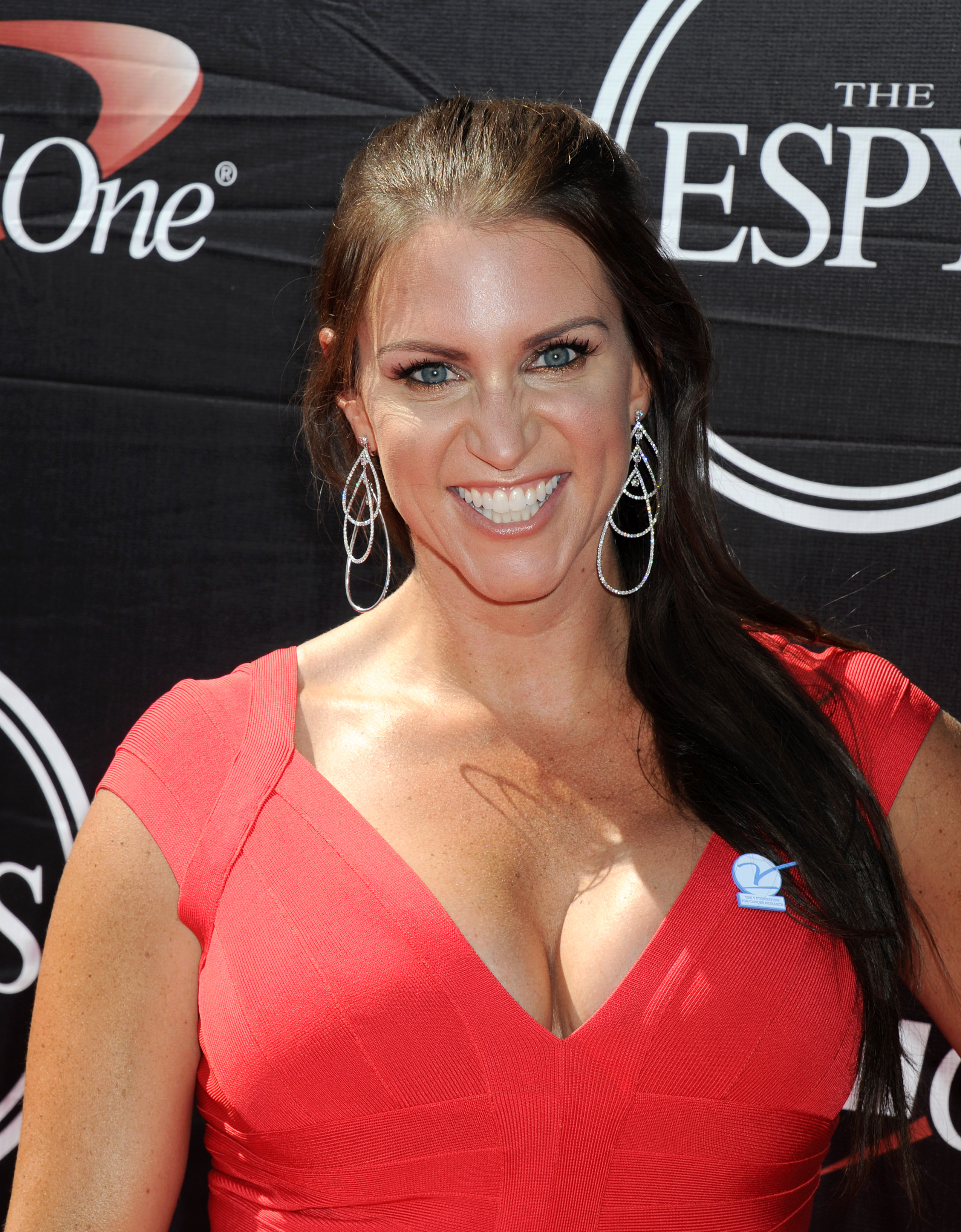 Stephanie mcmahon hot busty boobs