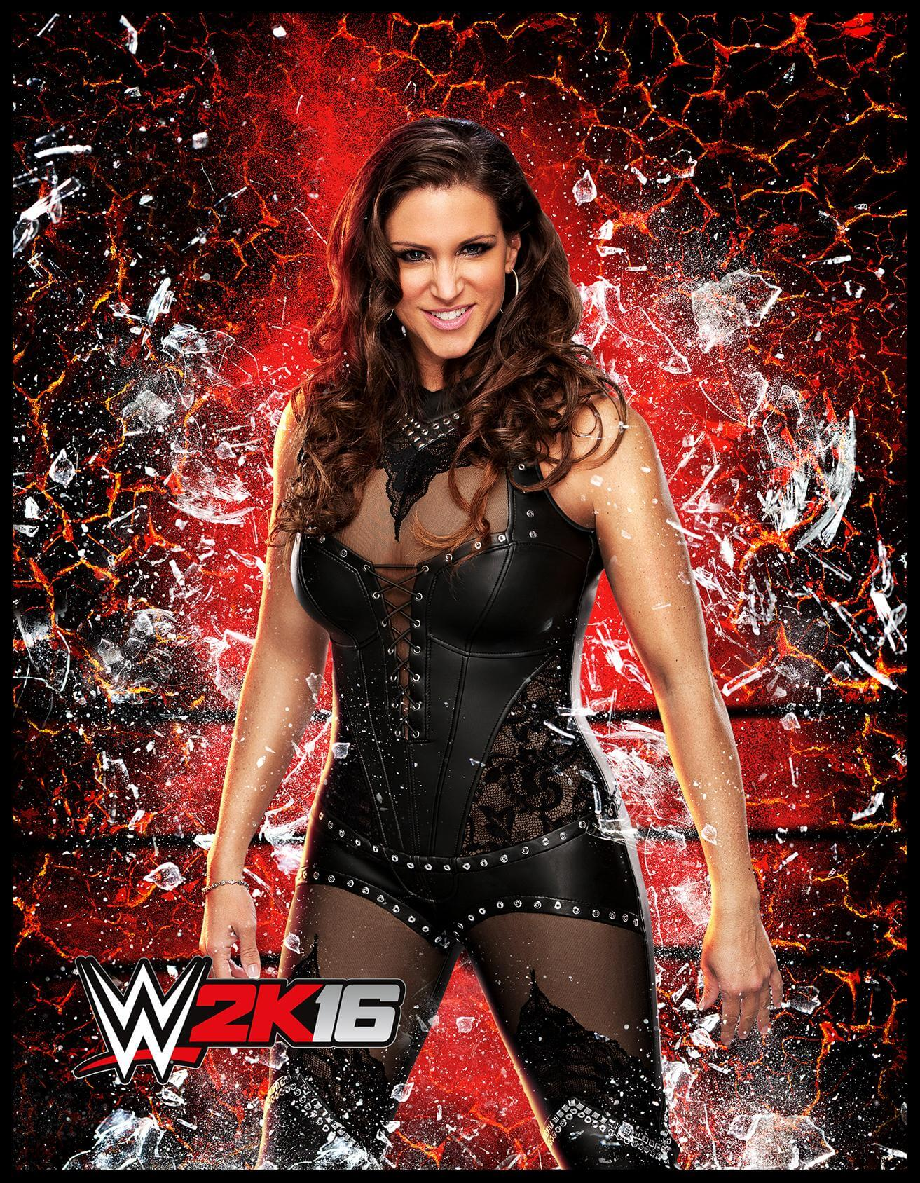 49 Sexy Stephanie Mcmahon Boobs Pictures Which Will Make -9857