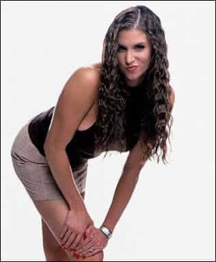 Stephanie mcmahon sexy cleavages picture