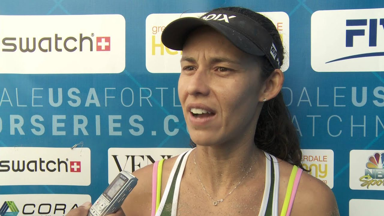 Talita Antunes on Interview