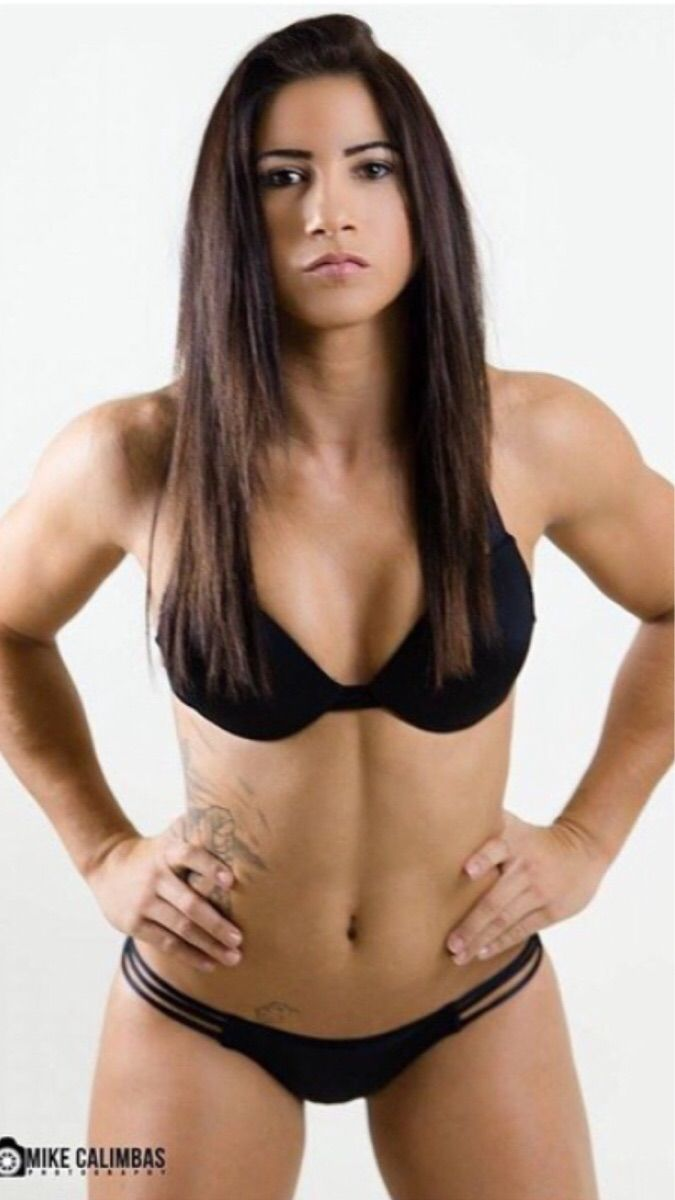 Tecia Torres awesome pic 1