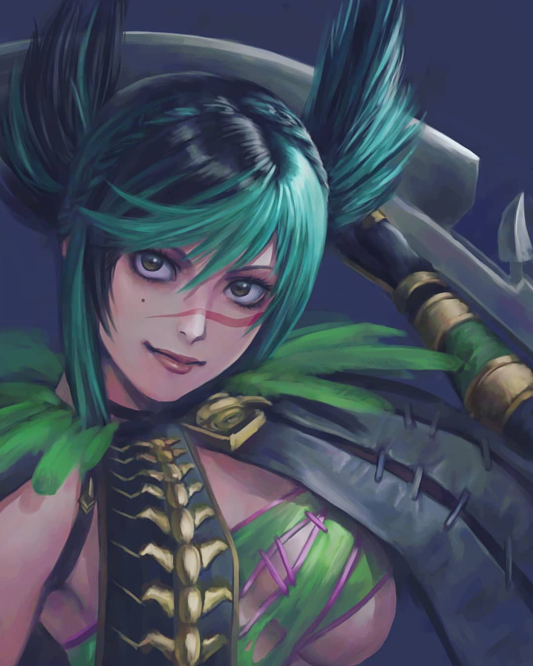 Tira Fan Arts Pics