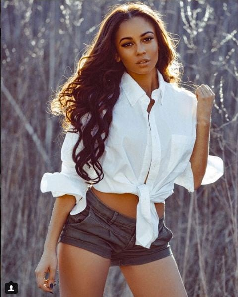 Vanessa Morgan Photoshoot Pics