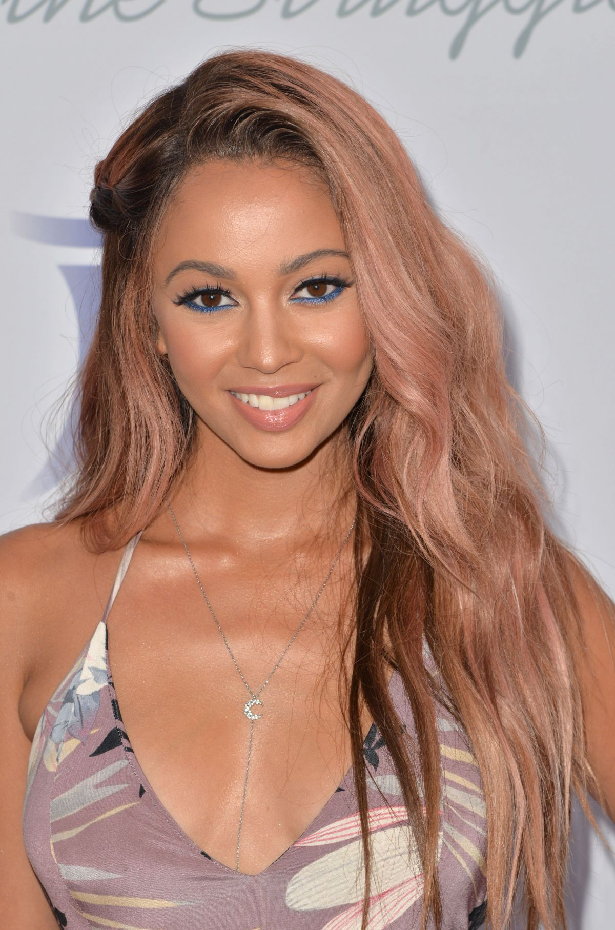 Vanessa Morgan Smile