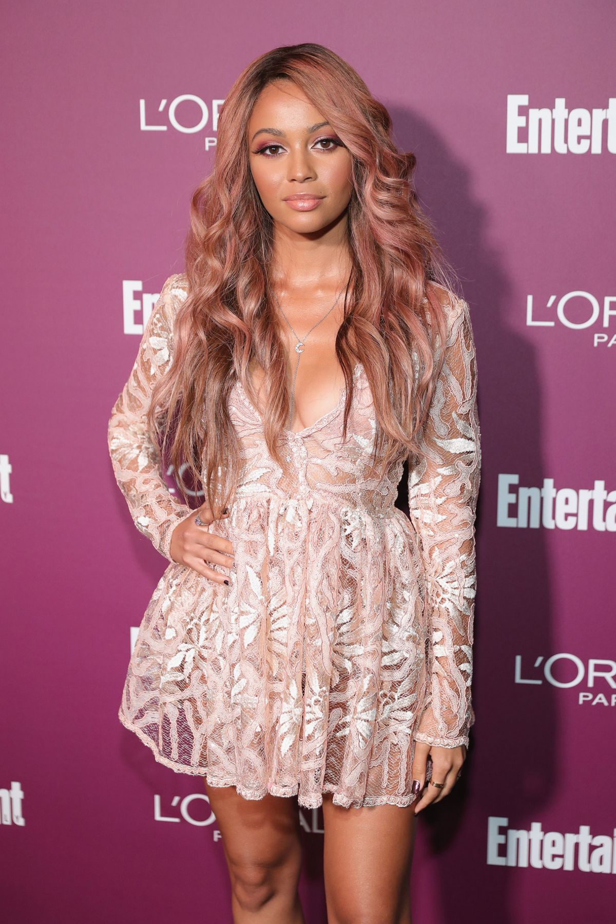 Vanessa Morgan on Awards
