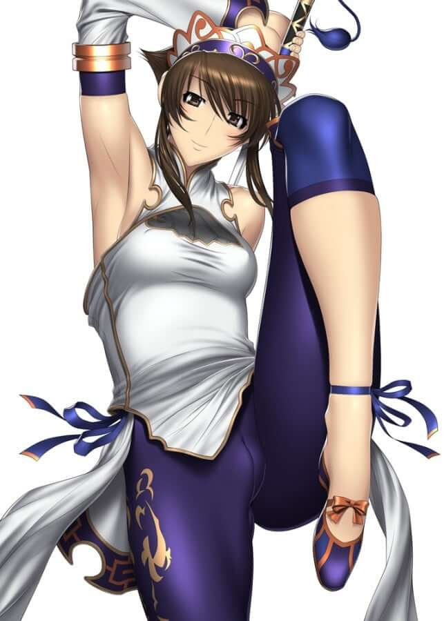 Xianghua (Soul Caliber) awesome pics