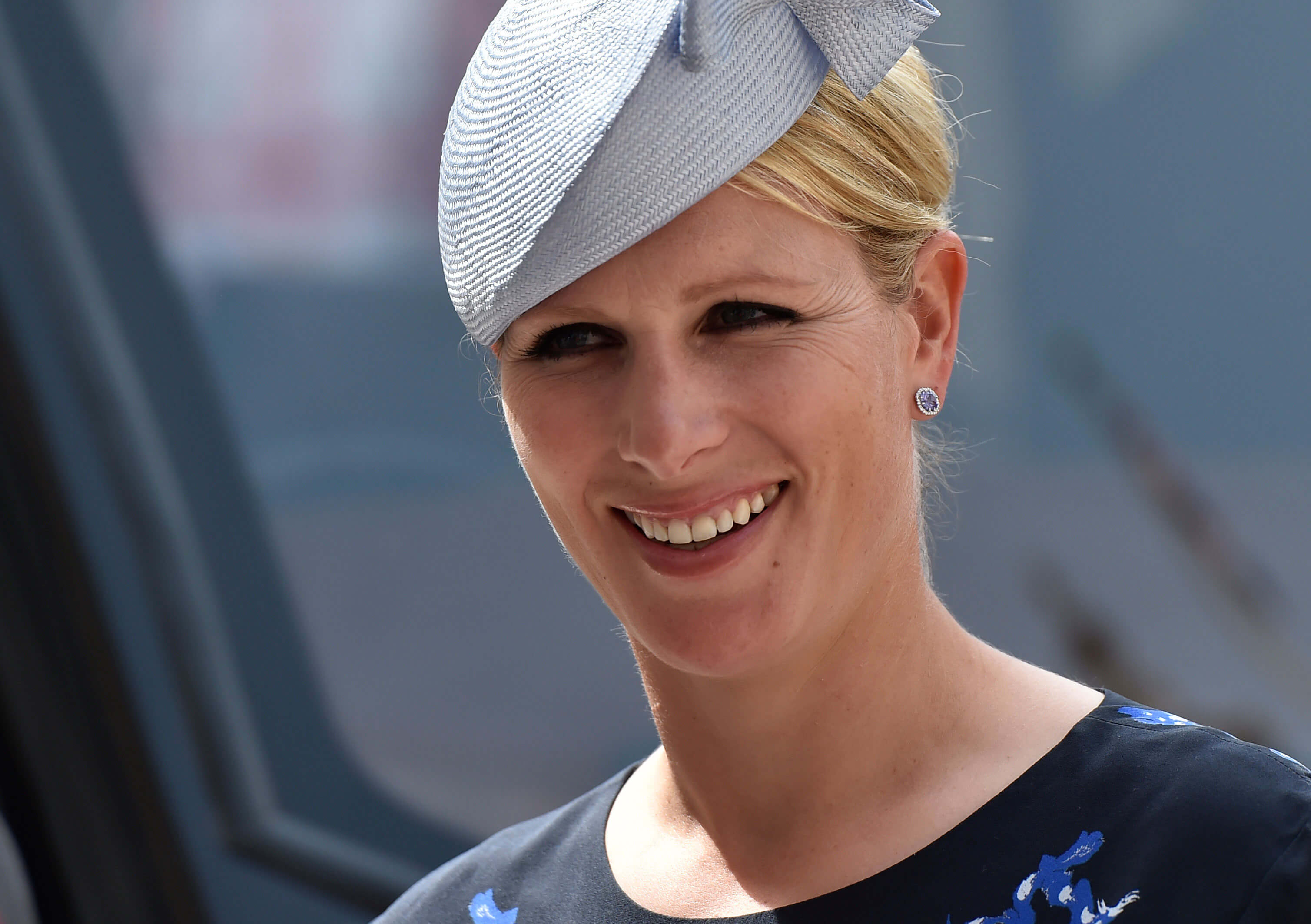 Zara Phillips awoesem pictures