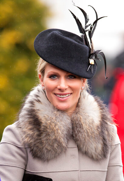 Zara Phillips busty