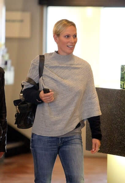 Zara Phillips hot photos