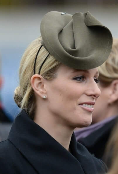 Zara Phillips hot picture