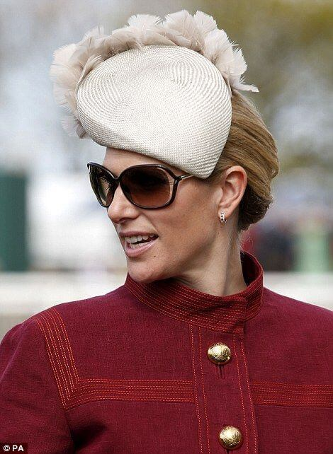 Zara Phillips hot