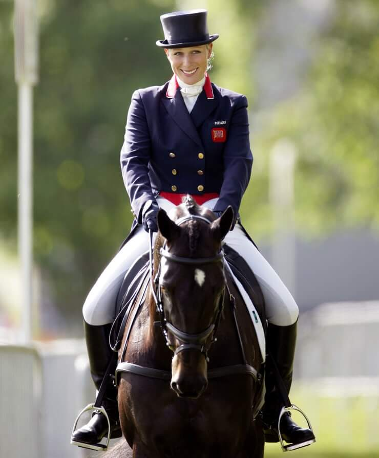 Zara Phillips sexy photo